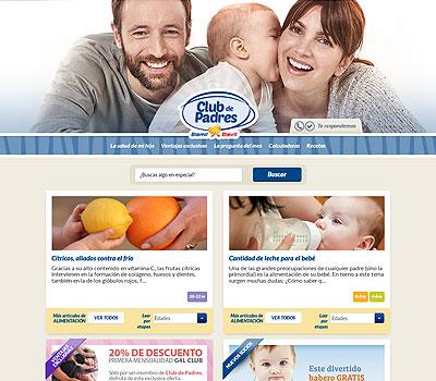 Web Club de Padres
