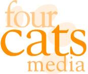 Fourcats Media logo