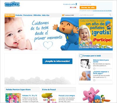 Web de Moltex