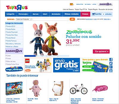 Web ToysRUs