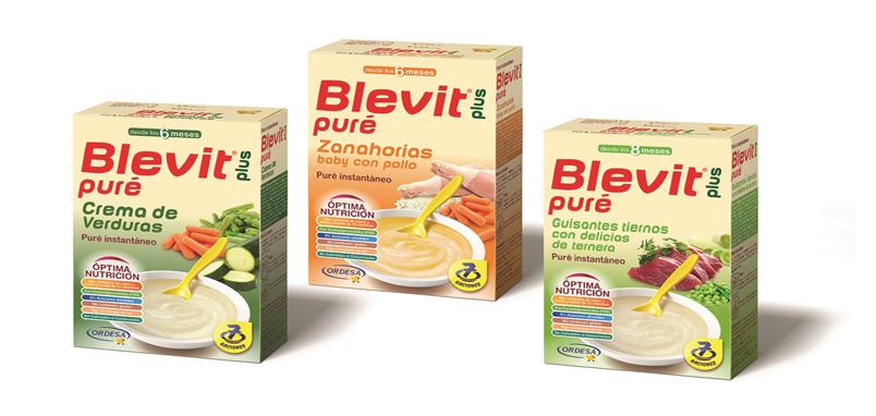 Blevit-puré