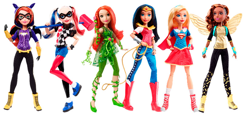 DC-super-girls