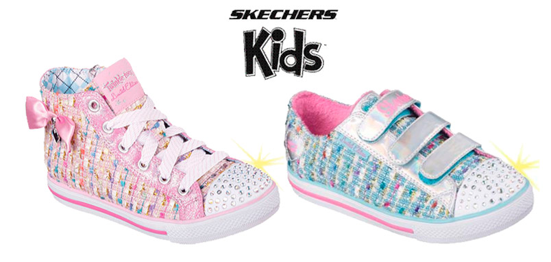 Skechers Tweed